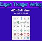 ADHS Trainer Arbeitsblätter (Einzellizenz)