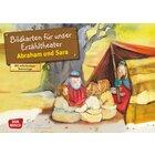 Kamishibai Bildkartenset - Abraham und Sara, ab 3 Jahre