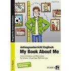 Anfangsunterricht Englisch - My Book About Me, Buch, 5.-9. Klasse