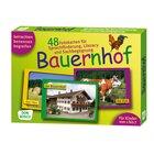 Bauernhof, 48 Fotokarten A5 mit Begleitheft, 1-7 Jahre