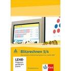 Blitzrechnen, 3./4. Schuljahr, Mathe-Software, 1 CD-ROM (Einzellizenz)