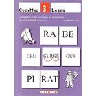 CopyMap 3 Lesen, Grundlagen des Lesenlernens, ab 6 Jahre
