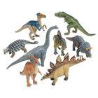 Tiere - Dinosaurier Deluxe Tiere, 8-tlg. Set