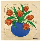 Wachstumspuzzles - Tulpe