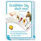 Erzählen Sie doch mal!, Kartenspiel-Set