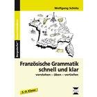 Französische Grammatik schnell und klar, Buch, 5.-8. Klasse