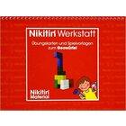 Nikitin Werkstatt Arbeitsheft für Geowürfel N5