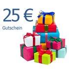Gutschein  25 €