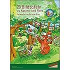 Kasimir und Flora: Bildtafeln, 4-7 Jahre
