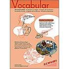 Vocabular Wortschatz-Bilder - Wohnen 2: Haushalt & Werkzeug, Kopiervorlagen, 3-99 Jahre