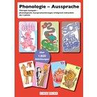 Phonologie-Aussprache Arbeitsbuch, ab 4 Jahre
