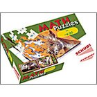 MATHpuzzles - Subtraktion bis 20, 6-9 Jahre