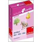 Schubicards - Artikel, Bildkarten, 5-9 Jahre