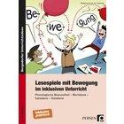 Lesespiele mit Bewegung im inklusiven Unterricht, Buch, 1.-4. Klasse