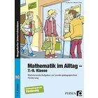 Mathematik im Alltag, Buch inkl. CD, 7.-9. Klasse
