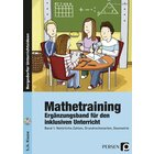Mathetraining Band 1 - Ergänzungsband inkl. CD, 5.-6. Klasse