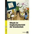 Rituale im Englischunterricht der Grundschule, Buch inkl. CD, 1.-4. Klasse