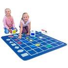Spielteppich – Formen sortieren, 4-8 Jahre
