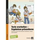 Texte erarbeiten - Ergebnisse präsentieren, Buch, 6.-9. Klasse