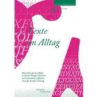 Texte im Alltag, Übungsmaterial im Ringordner