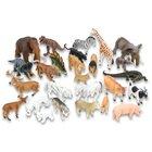 Tierfiguren, 26 Tiere, ab 3 Jahre