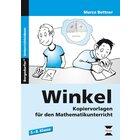 Winkel, Kopiervorlagen, 5.-8. Klasse