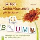 Abc-Gedächtnisspiele für Senioren, Spielkarten