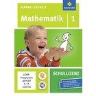 Alfons Lernwelt Mathematik 1 Schullizenz, CD-ROM