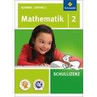 Alfons Lernwelt Mathematik 2 Schullizenz, CD-ROM