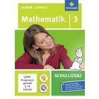 Alfons Lernwelt Mathematik 3 Schullizenz, CD-ROM