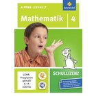 Alfons Lernwelt Mathematik 4 Schullizenz