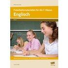 Freiarbeitsmaterialien für die 7. Klasse: Englisch, Buch