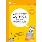 Leseförder-Comics für die Grundschule, Buch, Klasse 3/4