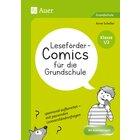 Leseförder-Comics für die Grundschule, Buch, Klasse 1/2