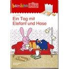 bambinoLÜK-Ein Tag mit Elefant und Hase, Heft, 3-5 Jahre
