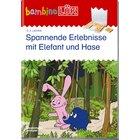bambinoLÜK Spannende Erlebnisse mit Elefant und Hase,  3-5 Jahre