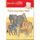 bambinoLÜK Tiere aus aller Welt, 3-4 Jahre