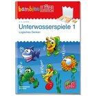 bambinoLÜK Unterwasserspiele 1, Übungsheft, 3-5 Jahre