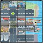 Transport und Industrie Matte, ab 4 Jahre
