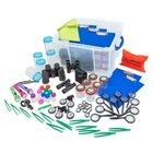 Exkursions-Koffer 76 Teile, Materialien für Lerngänge, 6-14 Jahre