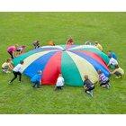 Fallschirm-Schwungtuch Ø 6,1m, 16 Schlaufen