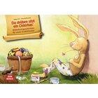 Kamishibai Bildkartenset - Da drüben sitzt ein Osterhas', 2-6 Jahre