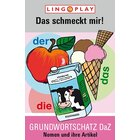 Grundwortschatz DaZ - Das schmeckt mir!, Kartenspiel, ab 5 Jahre