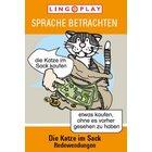Sprache betrachten: Die Katze im Sack - Redewendungen, Kartenspiel, ab 9 Jahre
