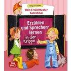 Mein Erzähltheater Kamishibai - Erzählen und Sprechenlernen, Buch, 1-4 Jahre