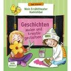 Mein Erzähltheater Kamishibai - Geschichten malen und kreativ gestalten, Buch, 4-8 Jahre