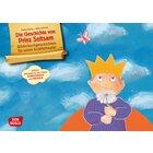 Kamishibai Bildkartenset - Die Geschichte von Prinz Seltsam. Wie gut, dass jeder anders ist! 4 bis 10 Jahre