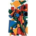 Magnet-Holzklötzchen, 80 Stück, ab 3 Jahre