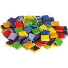 Magnet-Quadrate (100 Stück), ab 3 Jahre