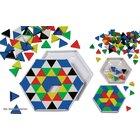 Prismo Legerahmen klein 10er-Set durchgefärbt (Großpackung)